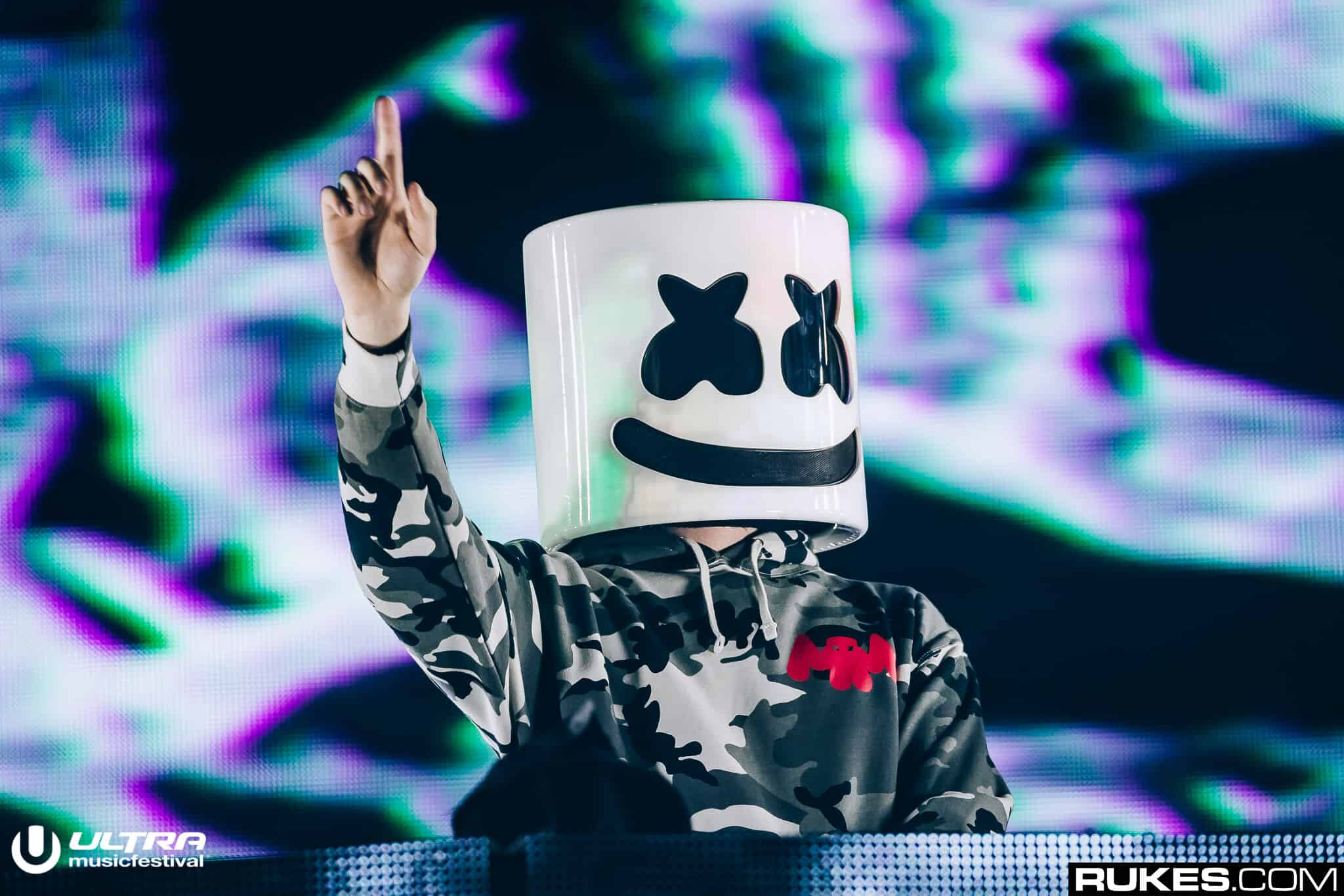 Marshmello The Chainsmokers