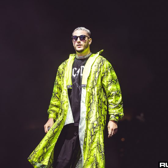 DJ Snake wall of death