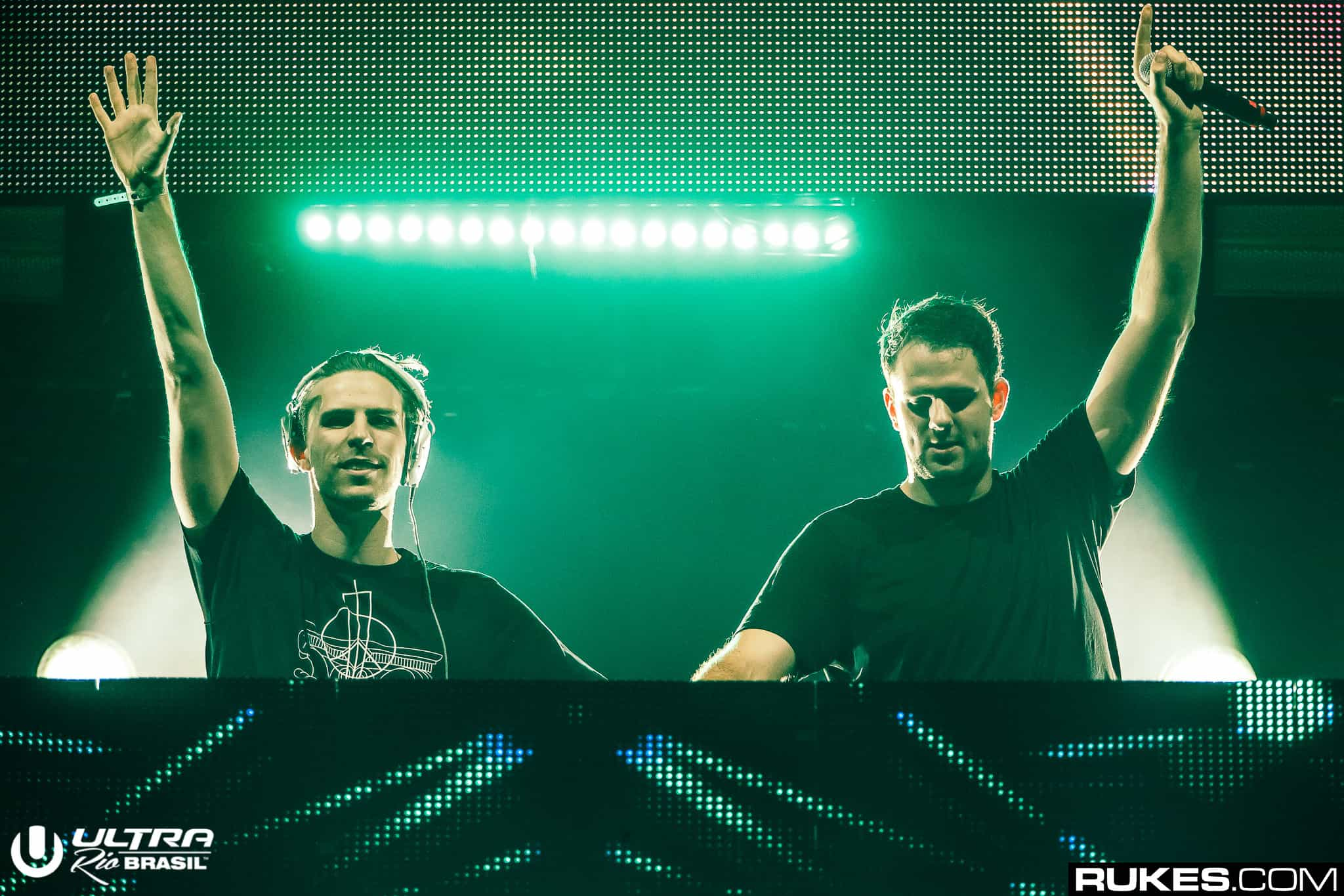 W&W Comin' To Getcha