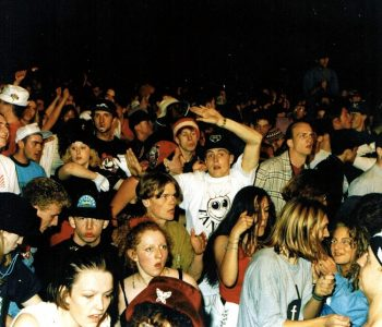 Rave in the 90's