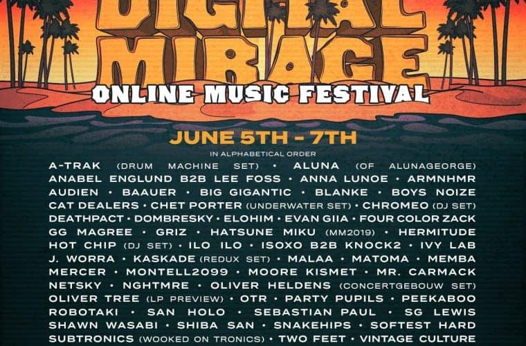Digital Mirage