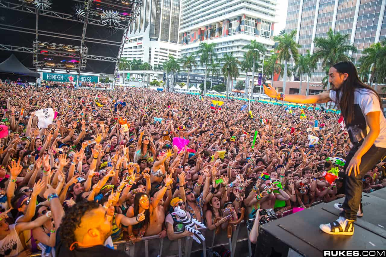 Ultra Music Festival Miami Electronic Festivals