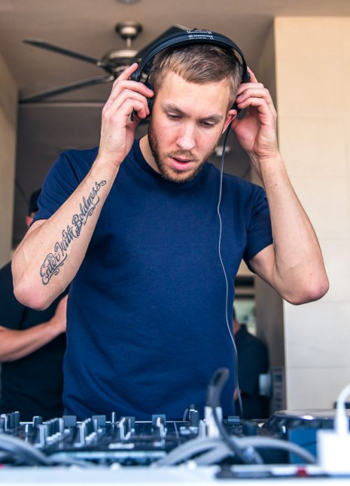 Calvin Harris Defected