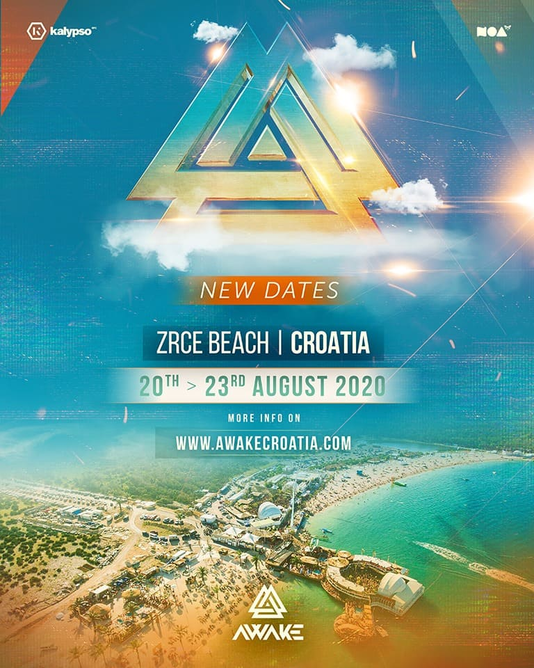 AWAKE Croatia August