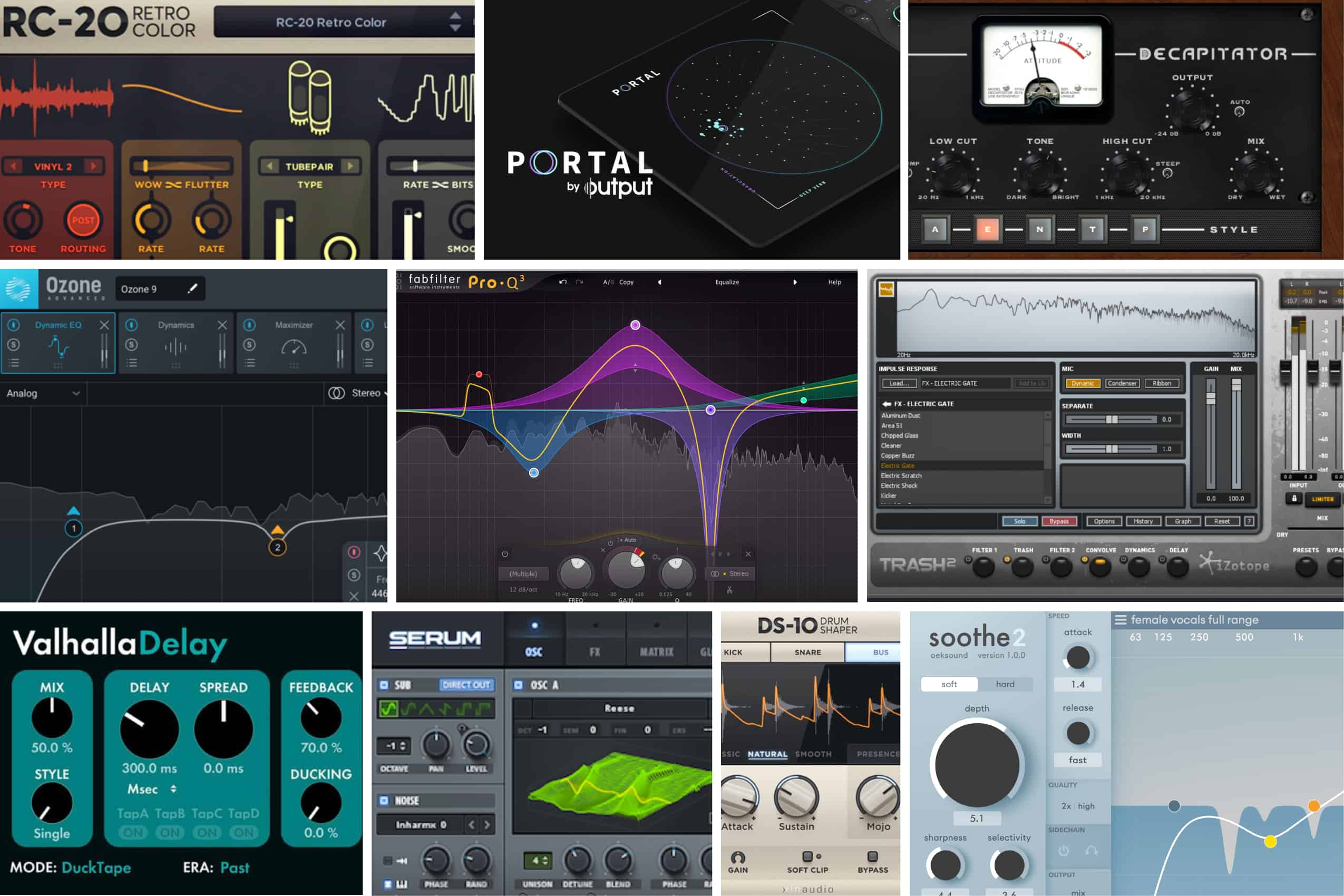 Best VST Plugins for music producers 2020