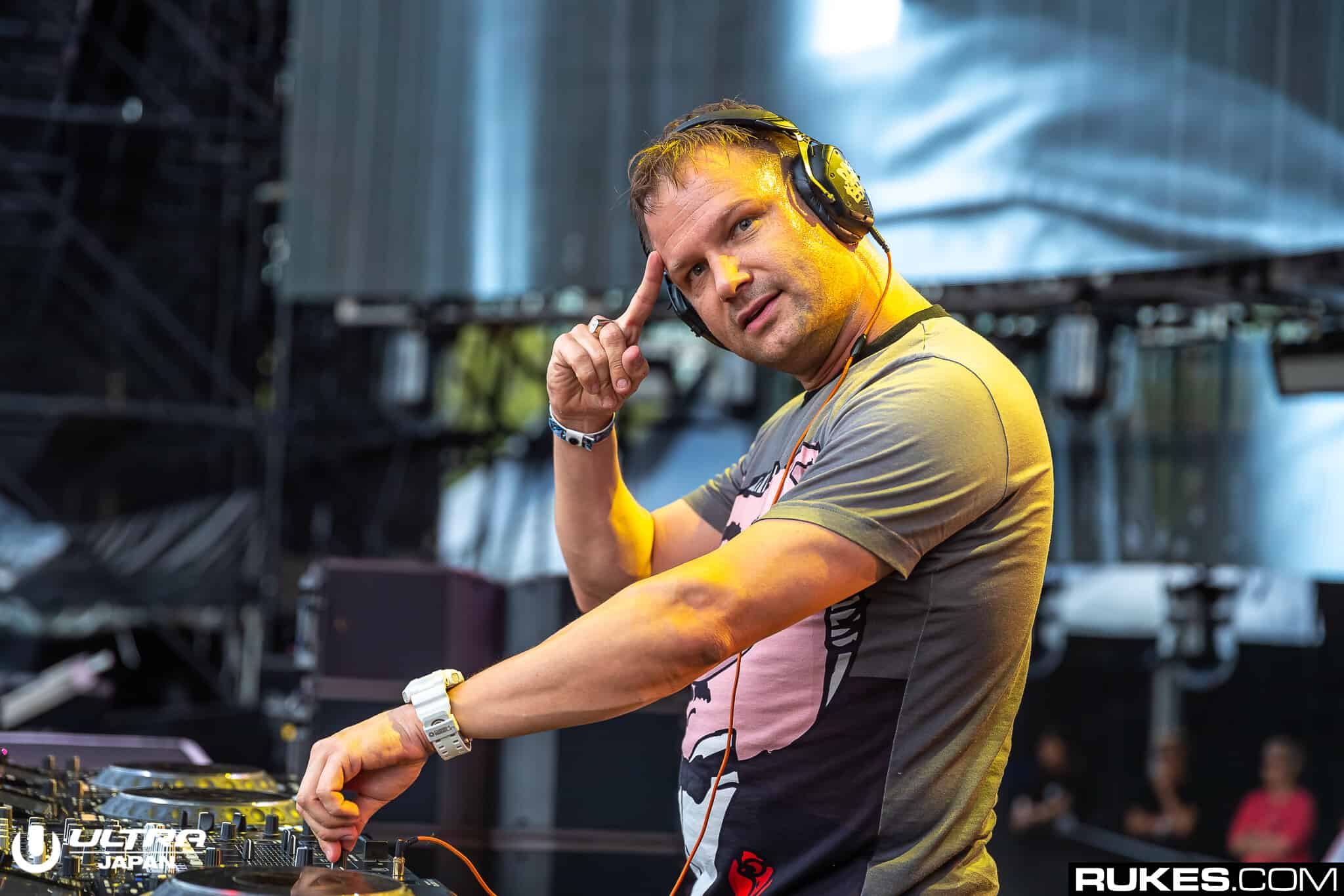 """Dash Berlin: """"The story of Jeffrey Sutorious is not the same as the story  of Dash Berlin"""""""
