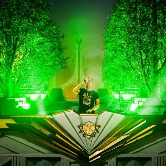 Armin van Buuren Tomorrowland 2020