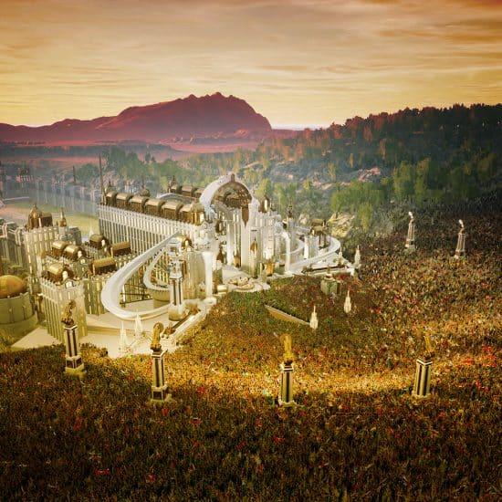 Tomorrowland - Pāpiliōnem