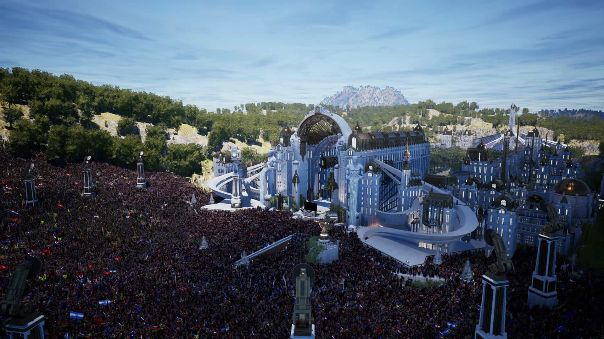 Tomorrowland 2020 tiesto