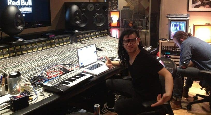 plugins used by skrillex