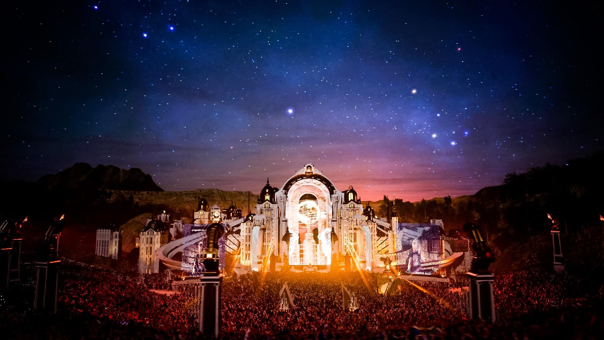 Tomorrowland, One World Radio