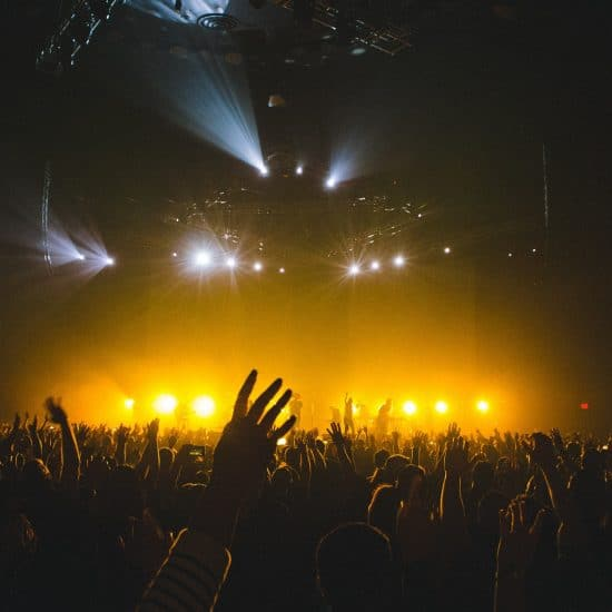 Concert Festival EDM Rave