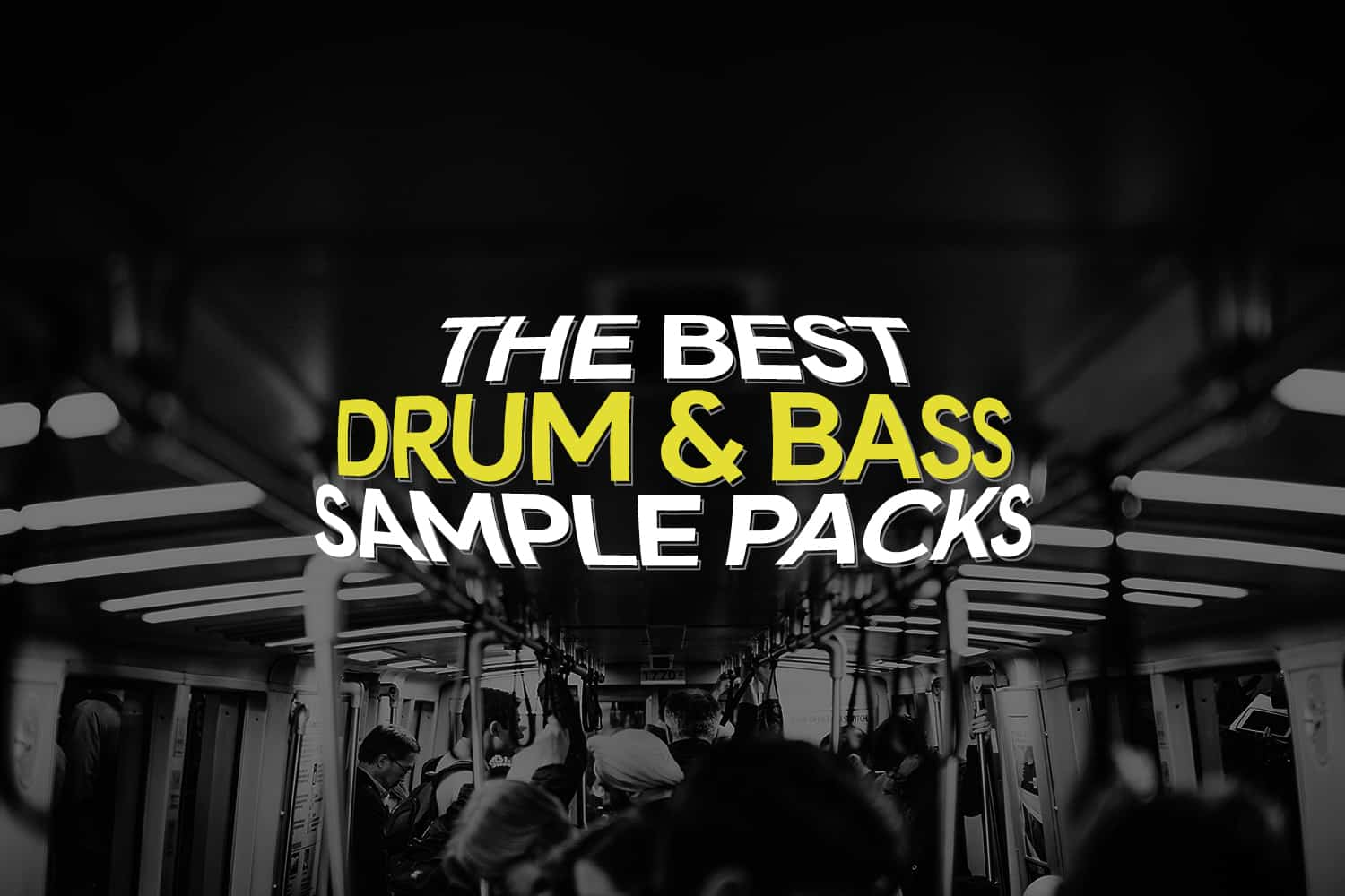 the best drum and bass sample packs