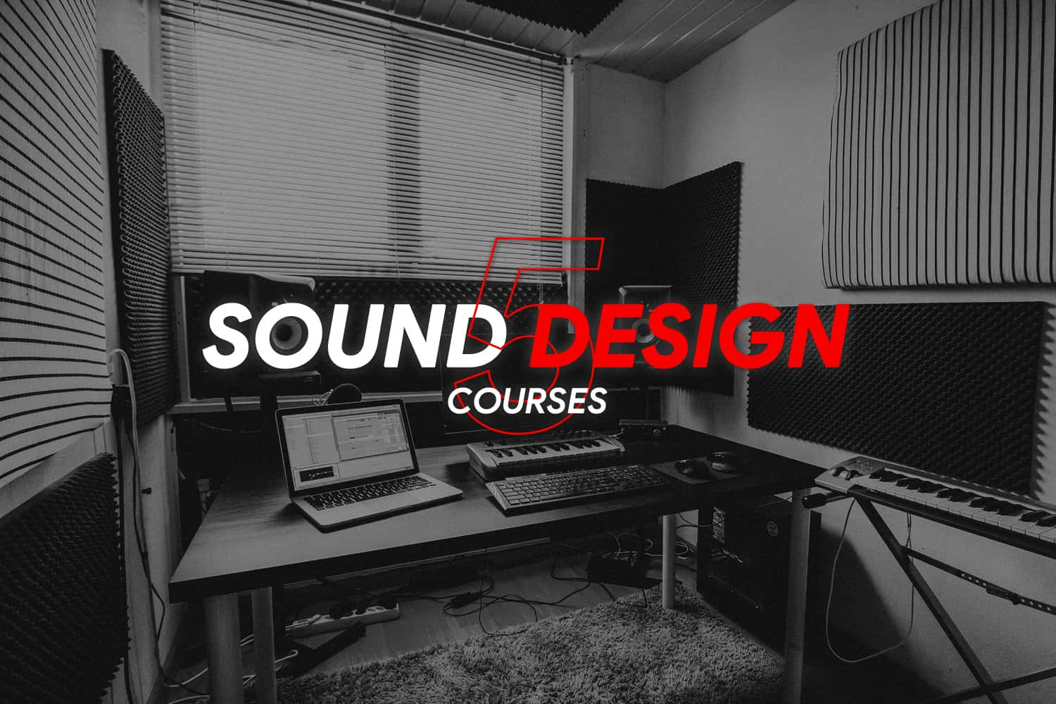 Five sound design courses for EDM producers