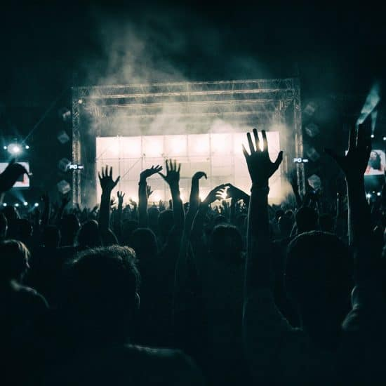 Concert Livenation EDM