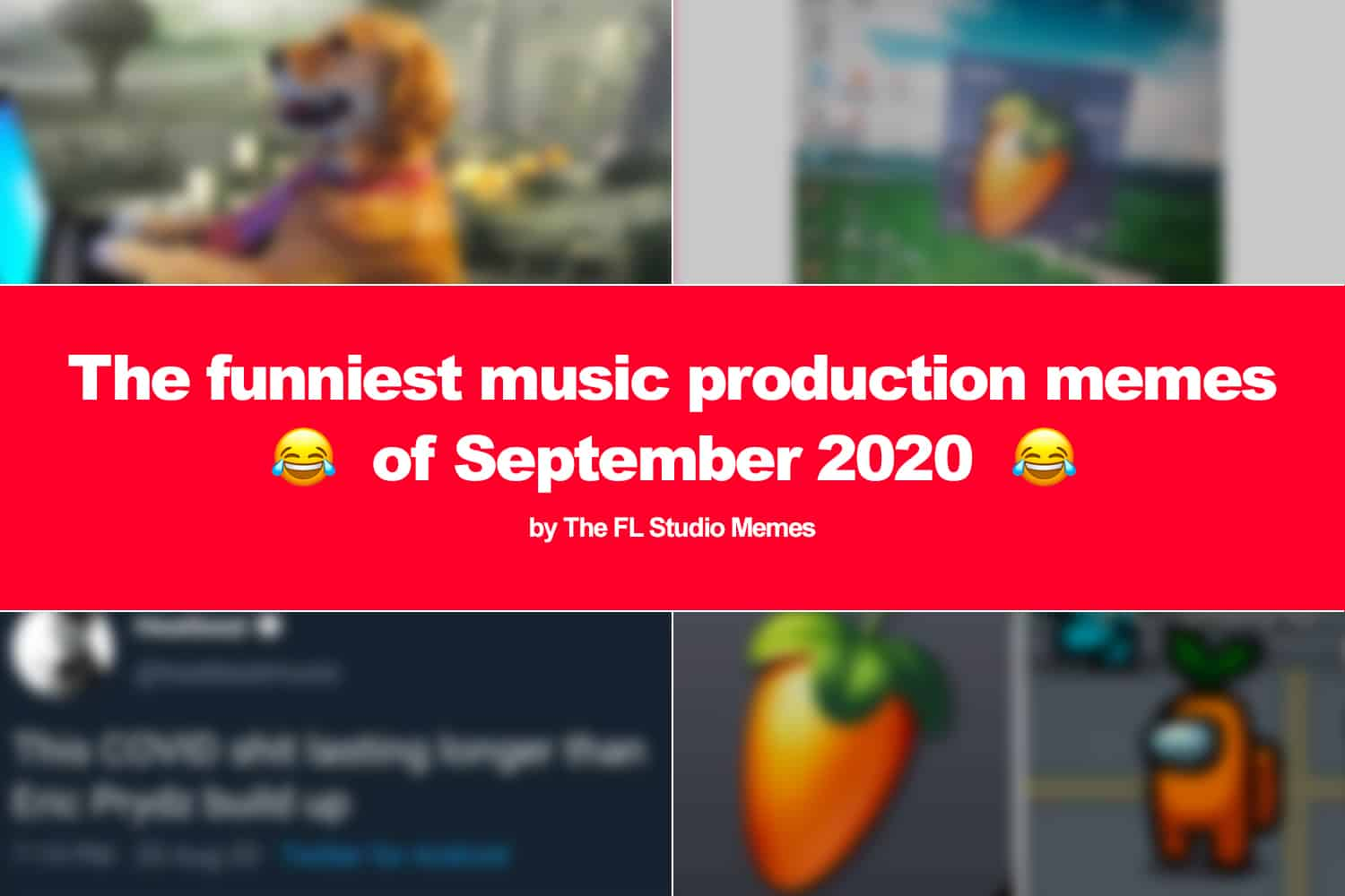 The funniest music production memes
