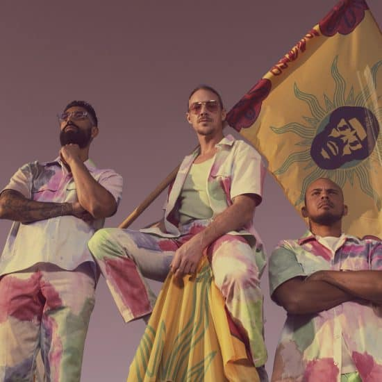 Major Lazer Tomorrowland