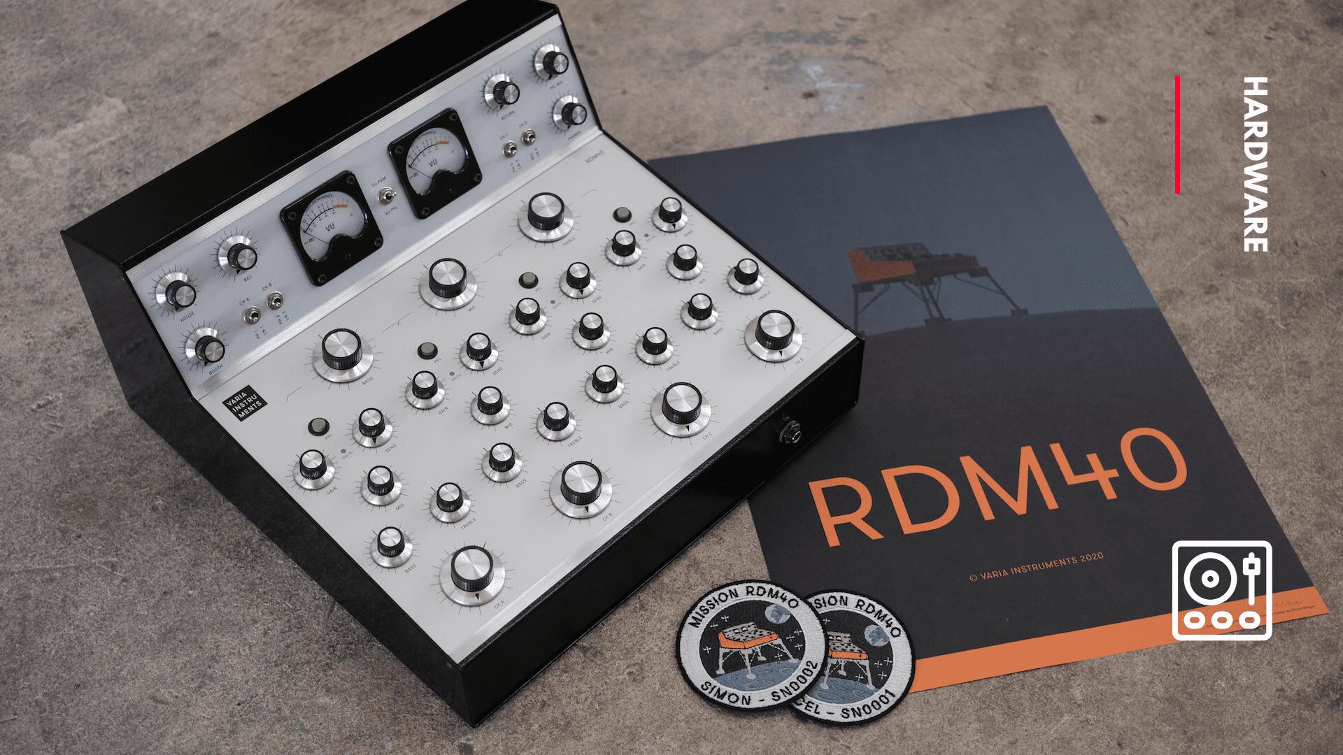 Varia instruments RDM 40