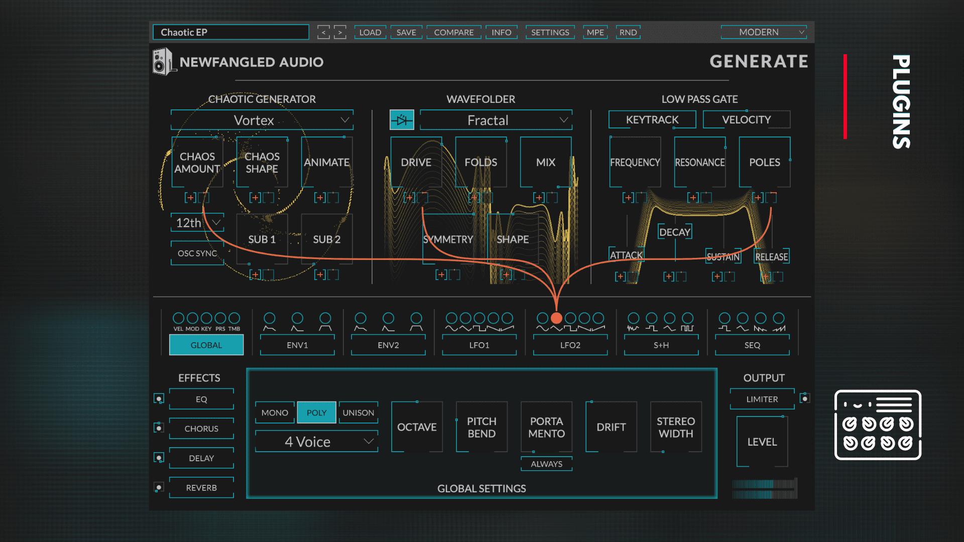 newfangeld audio generate