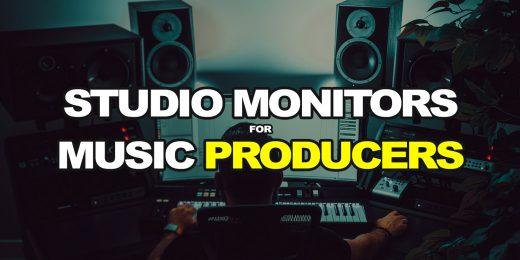 best studio monitors