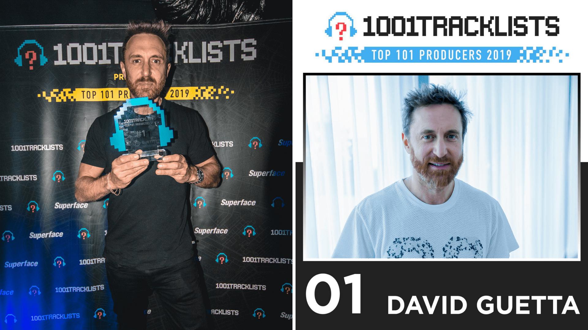 David Guetta 1001tracklists