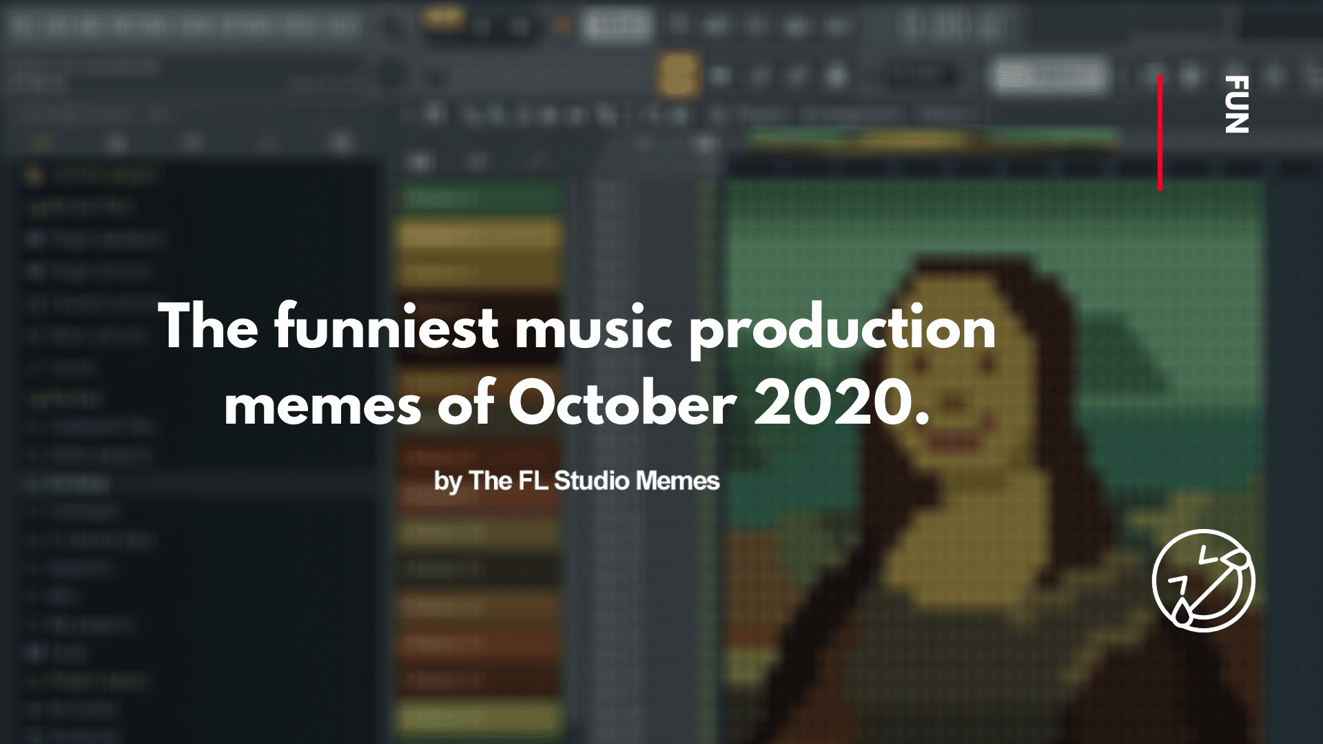 The funniest music production memes of October 2020.