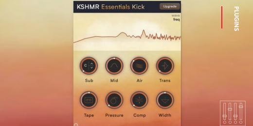 KSHMR Essentials Kick Plugin