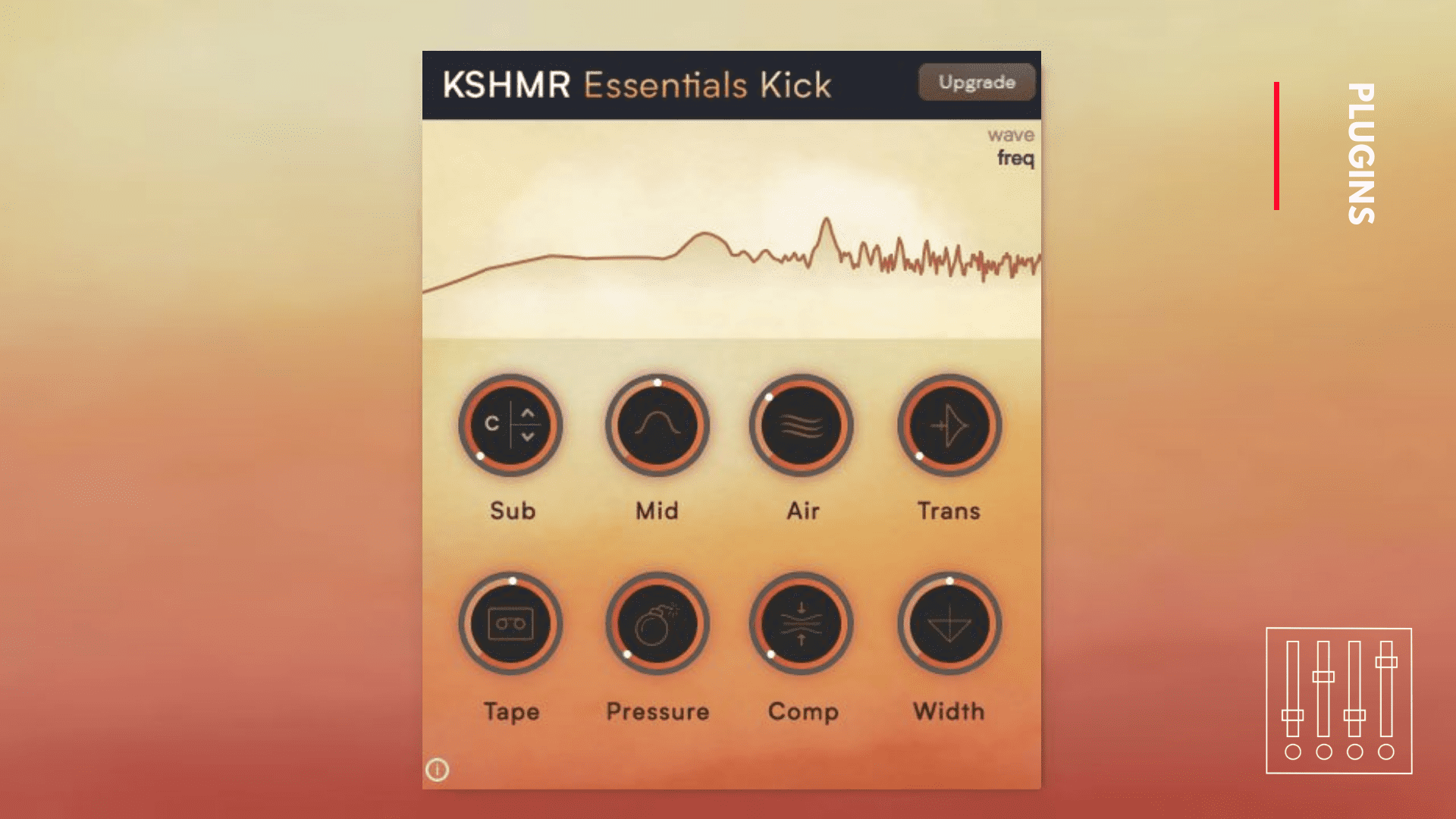 KSHMR Essentials Kick Plugin