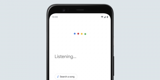 Google launches hum to search feature