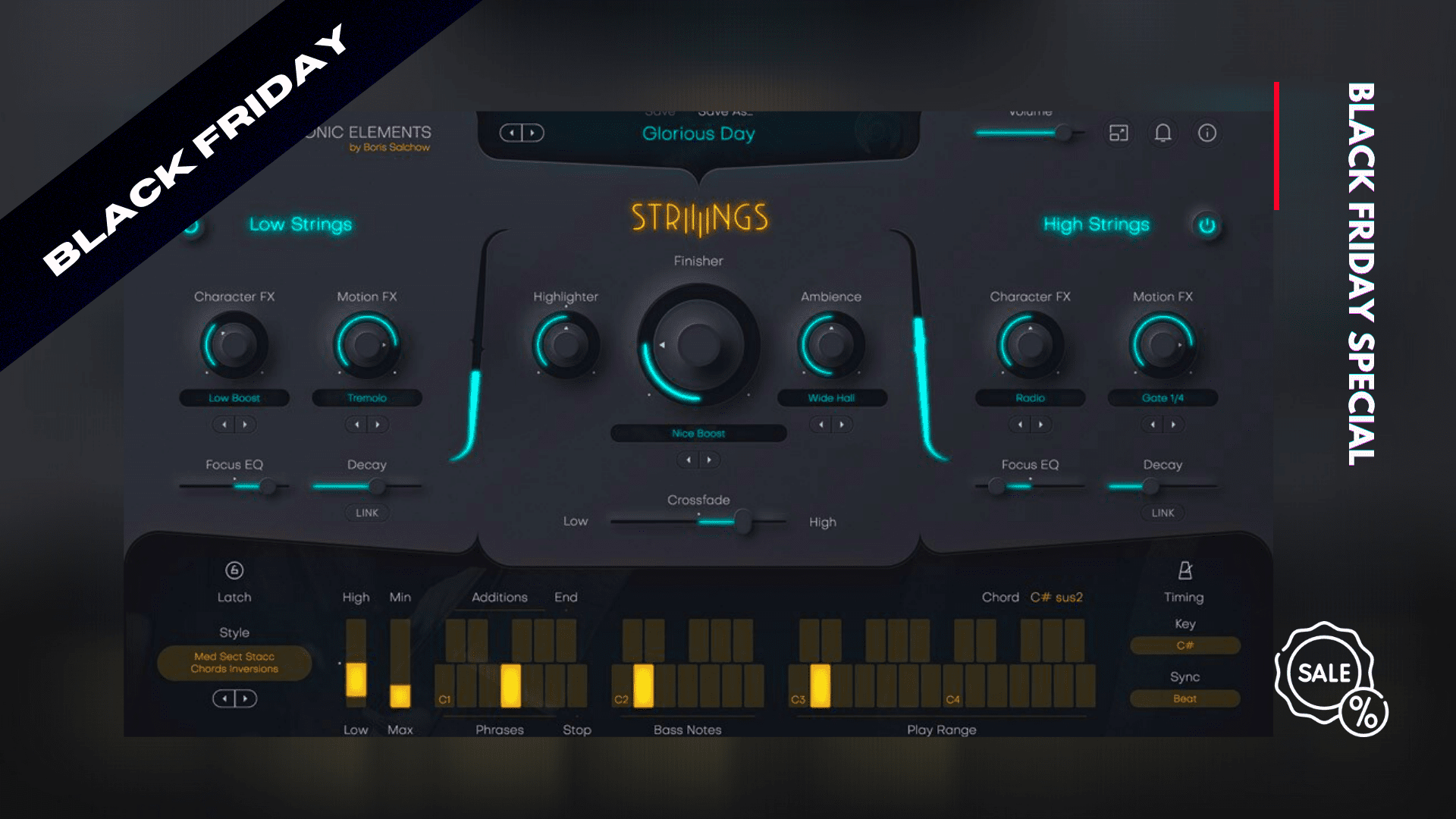 Black Friday 2020: Best deals on VST Strings Instruments