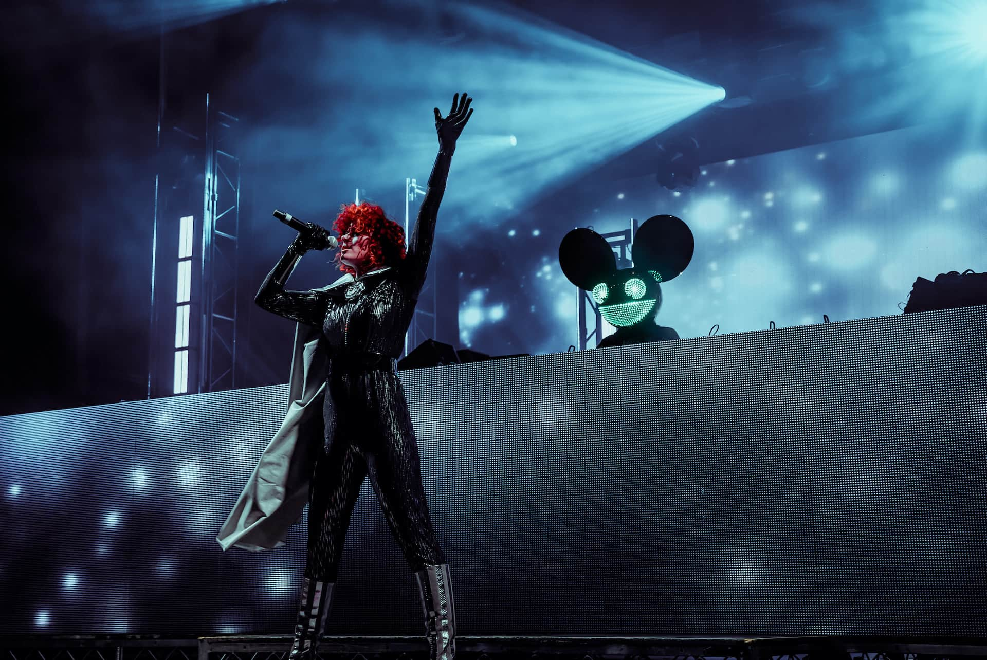 deadmau5 and Kiesza