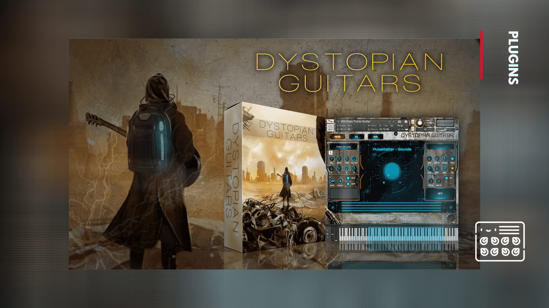 Review_ Pulsesetter Dystopian Sound Guitars