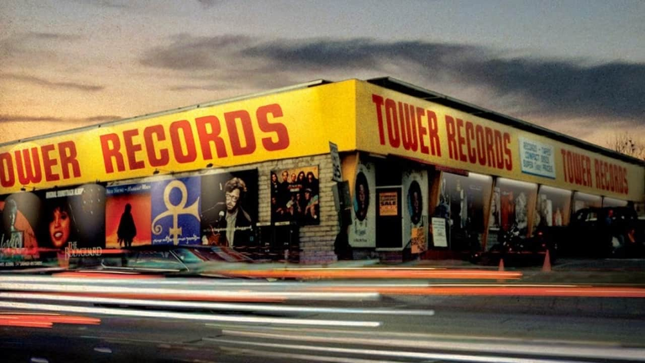 Tower Records