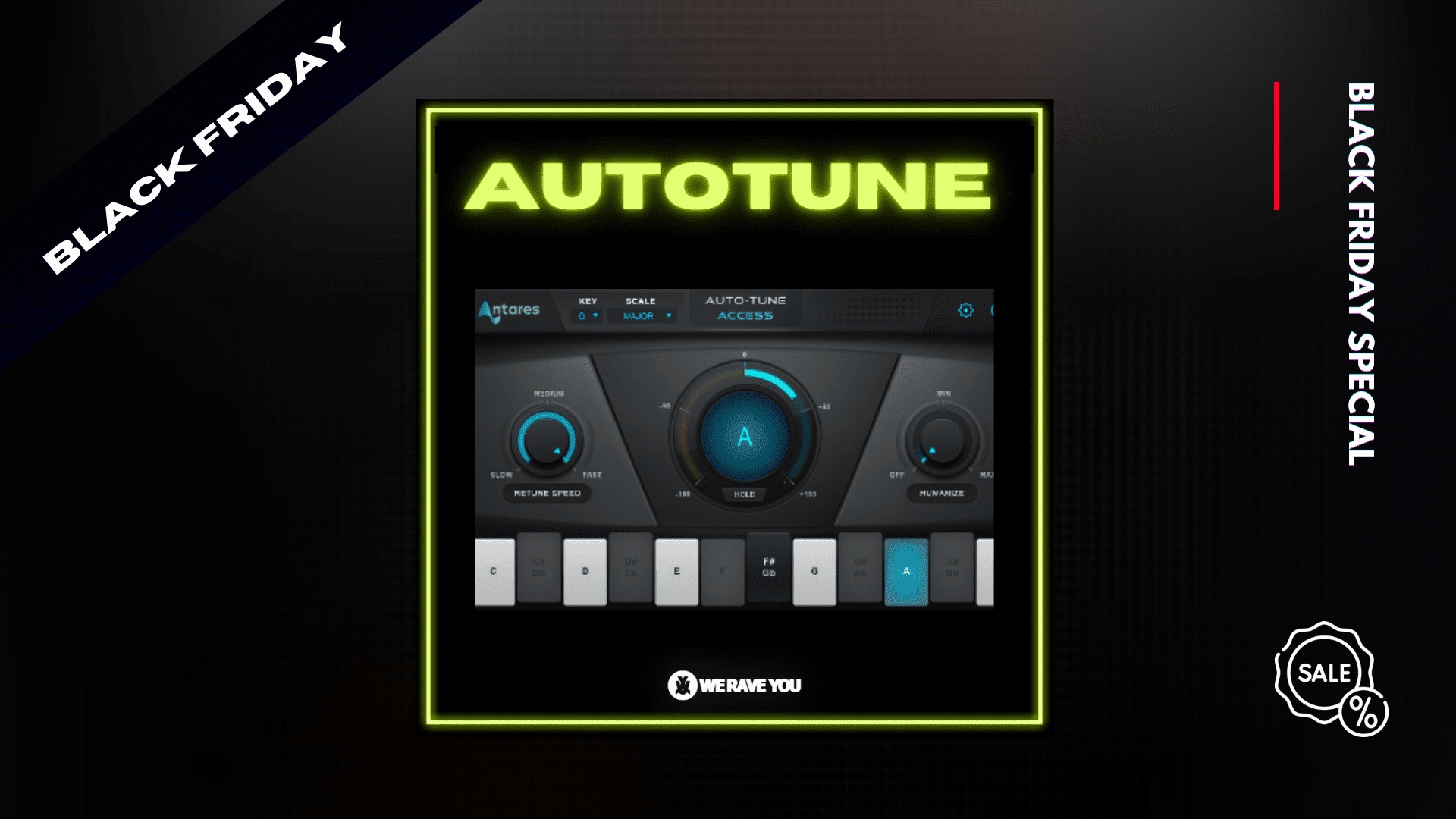 autotune blackfriday