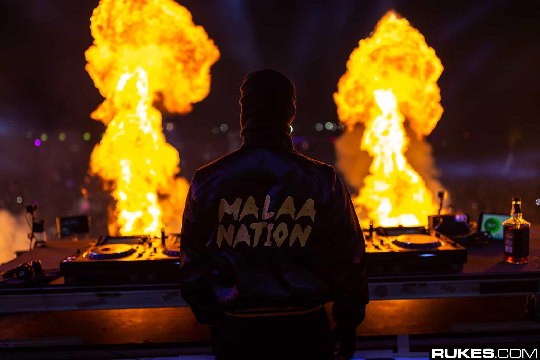 Malaa Remix
