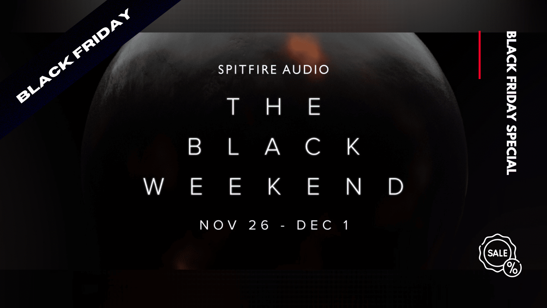 spitfire audio black friday