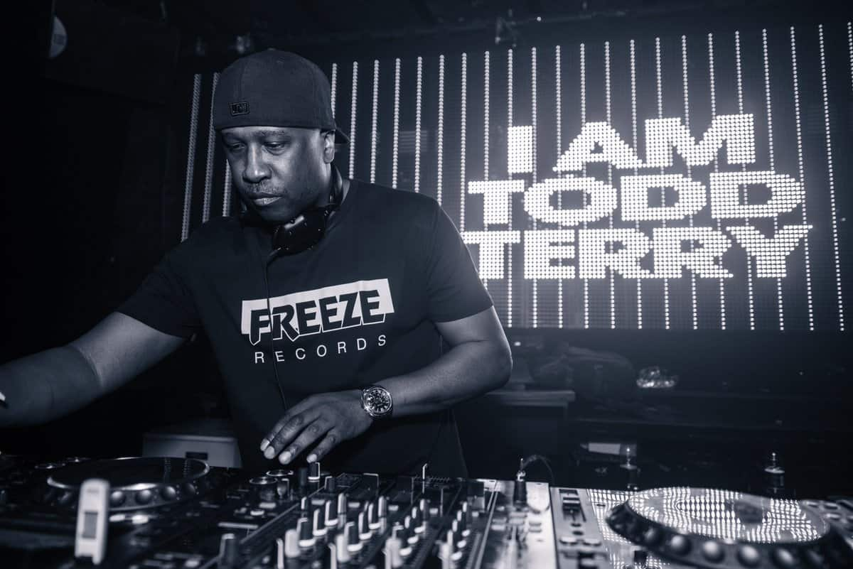 Todd Terry release new single Jammin.