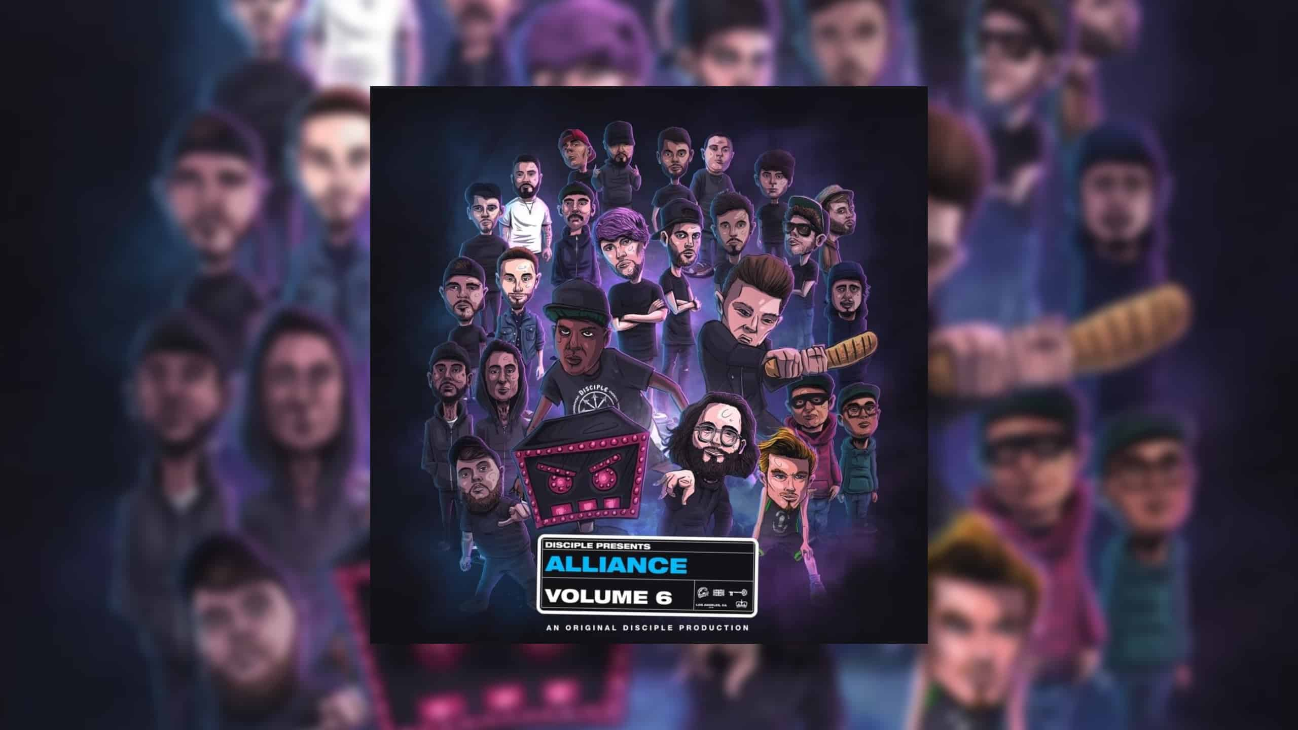 Disciple - Alliance Vol. 6