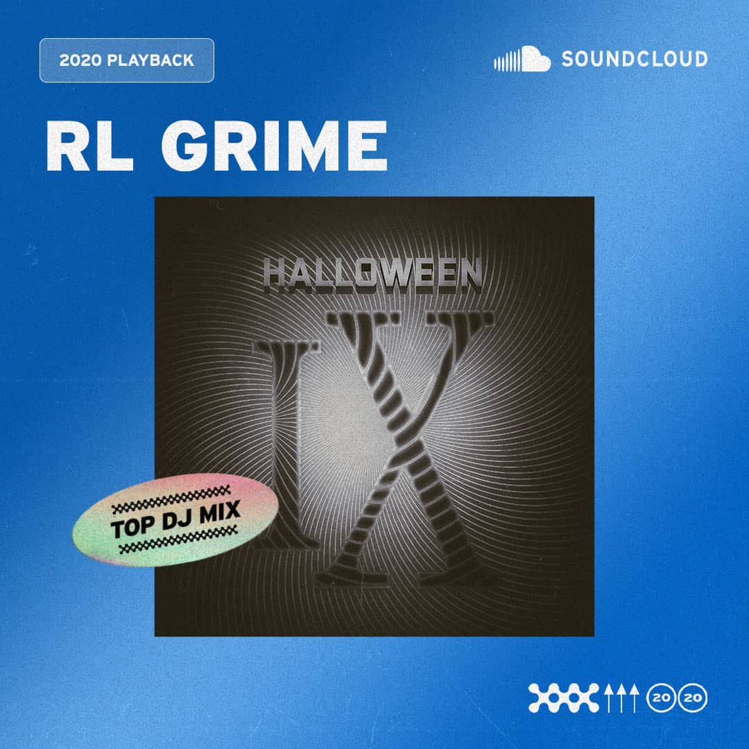 Soundcloud RL Grime