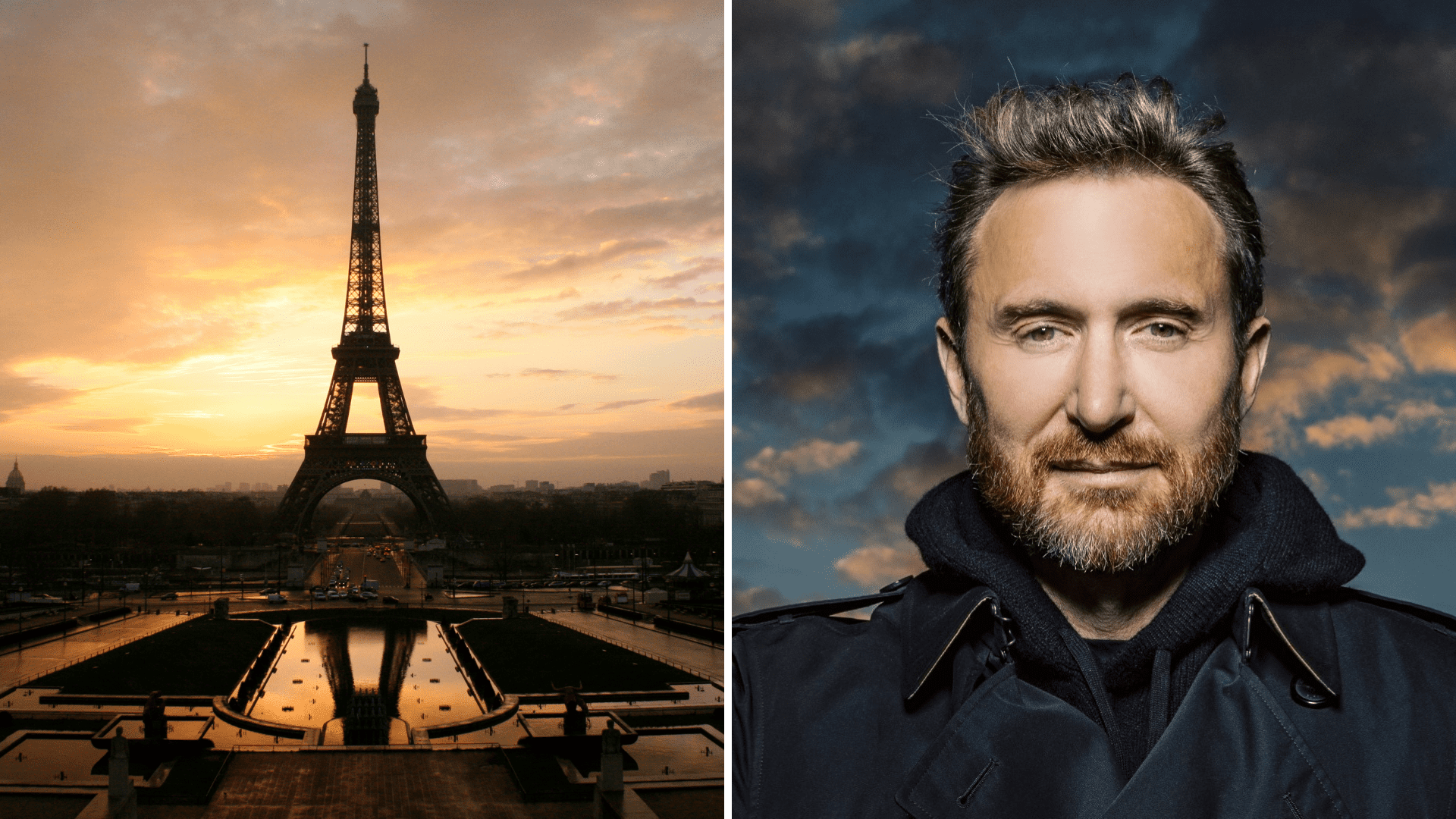David Guetta & Eiffel Tower