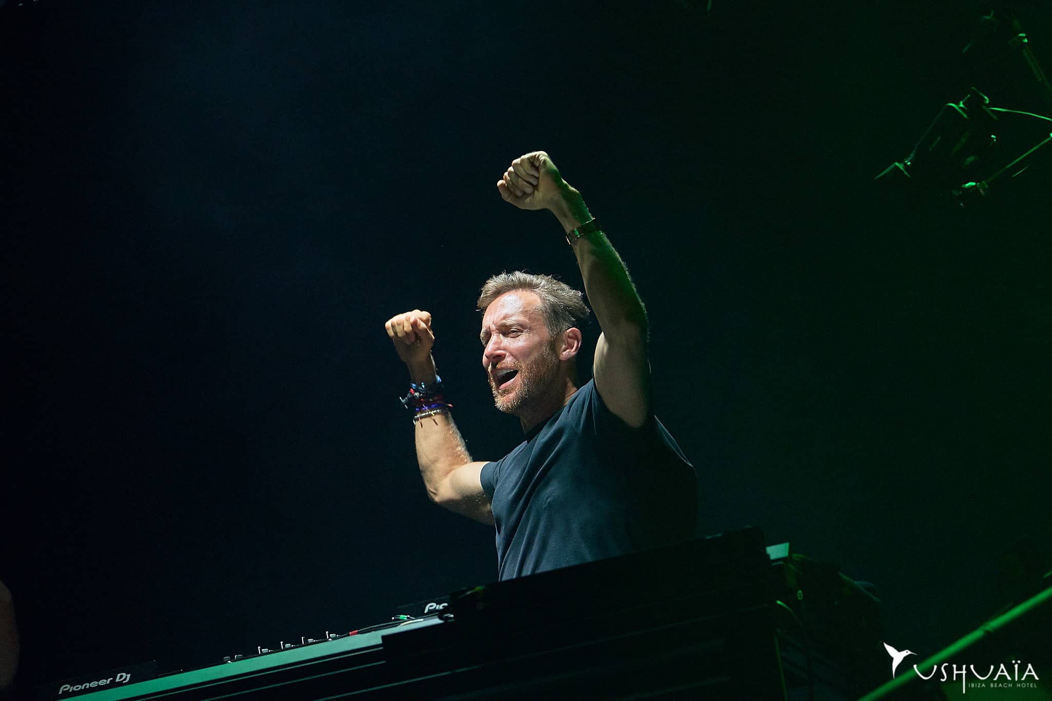 'Delirious' David Guetta
