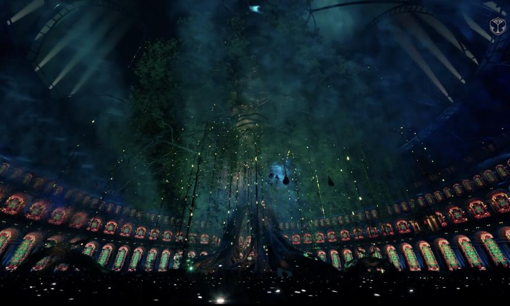 Tomorrowland 31.12.2020 aftermovie