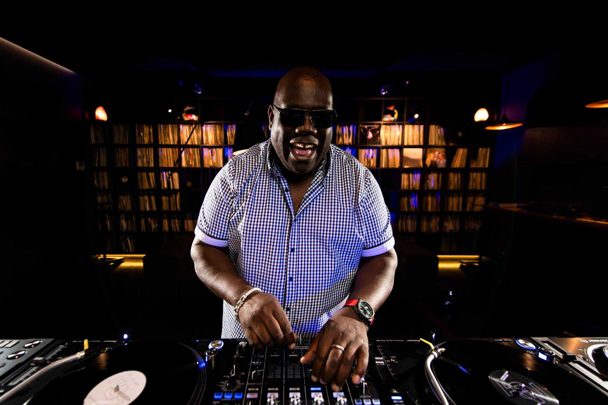 Carl Cox techno