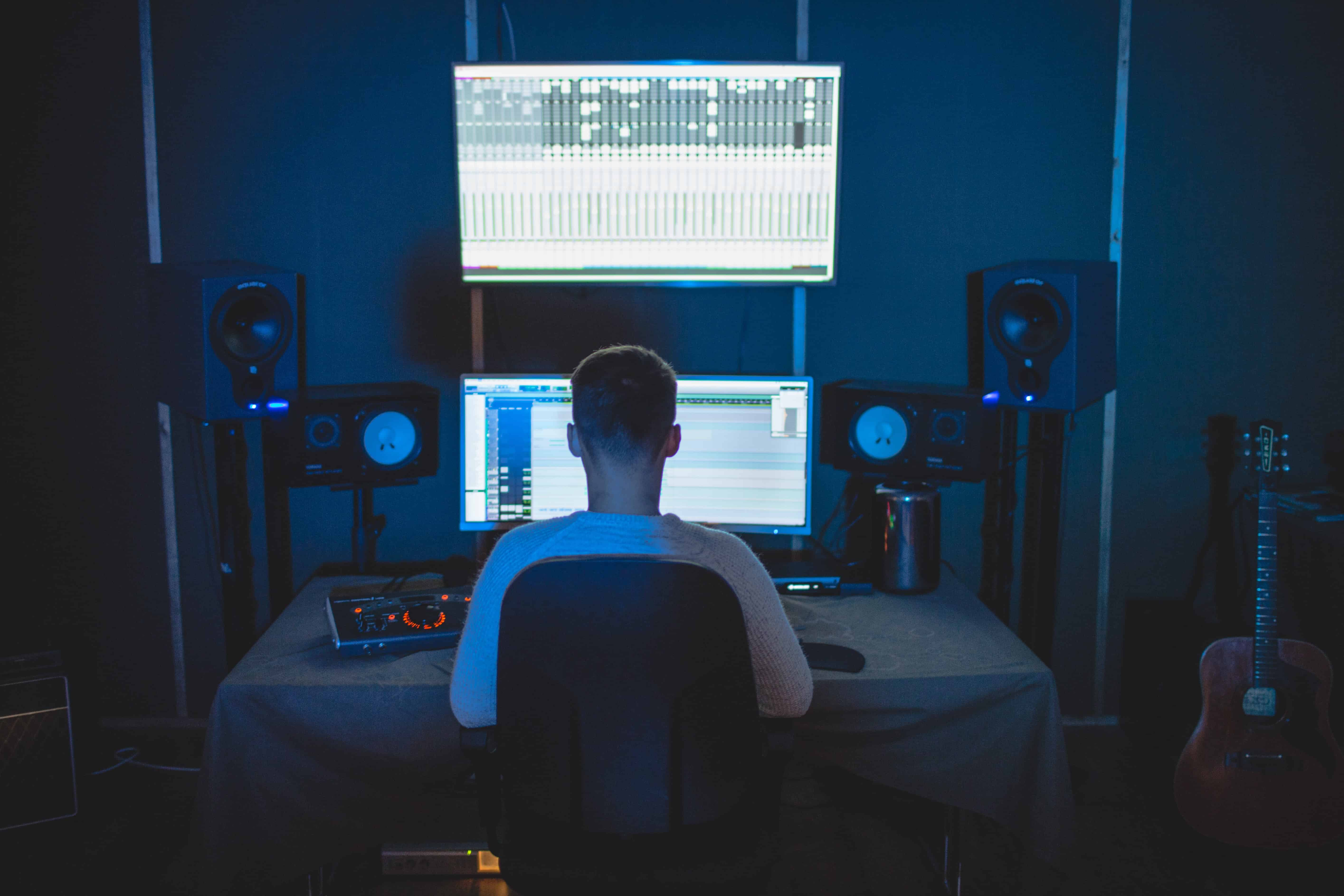 Music Production Writing Music