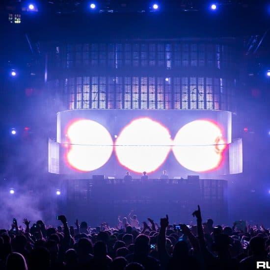 Swedish House Mafia Madison Square Garden 2013 New York City