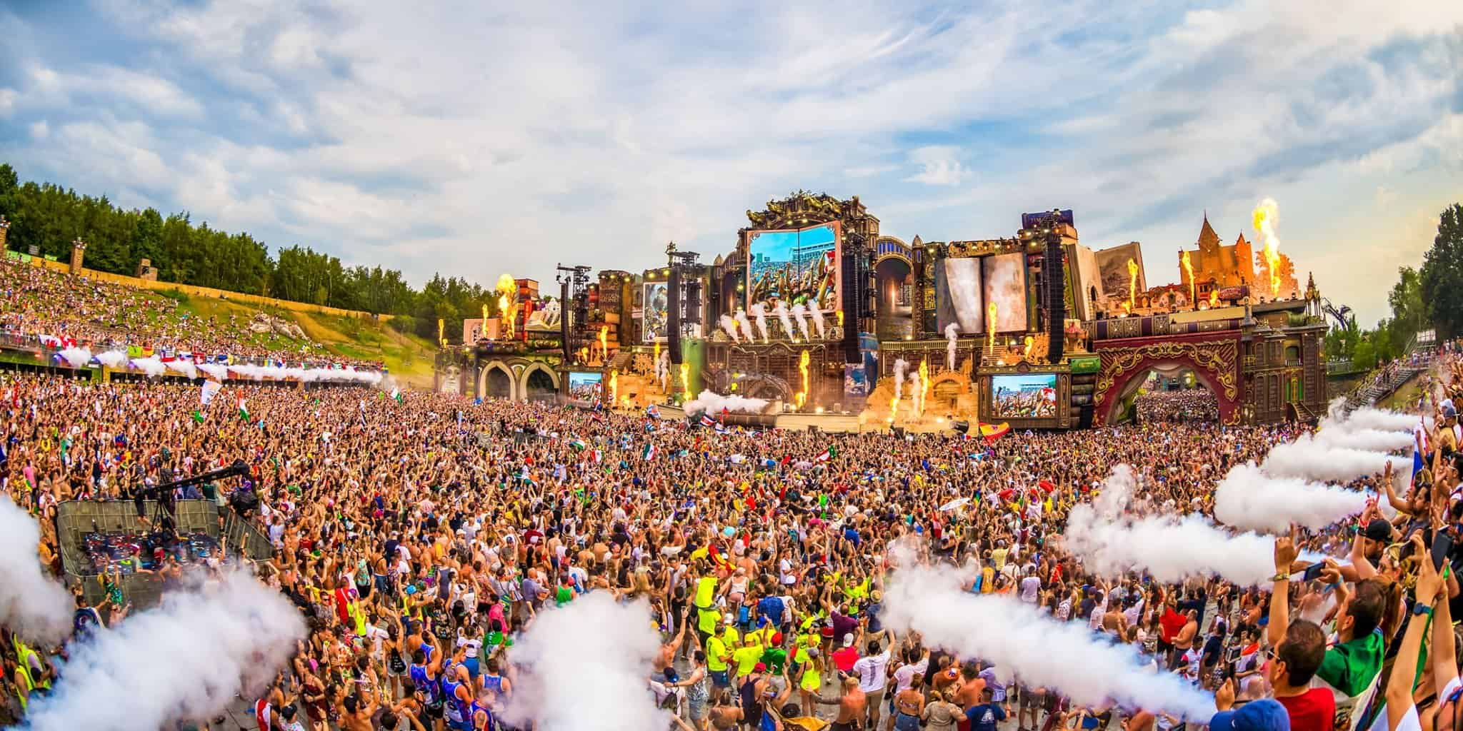 Tomorrowland confirm dates for 2021 edition