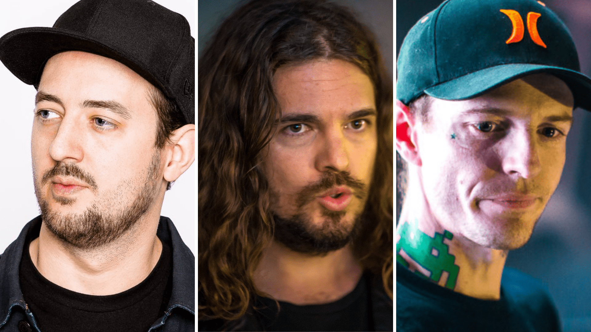 deadmau5, Tommy Trash, Wolfgang Gartner, mau5trap