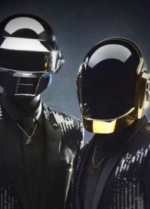 how daft punk made one more time