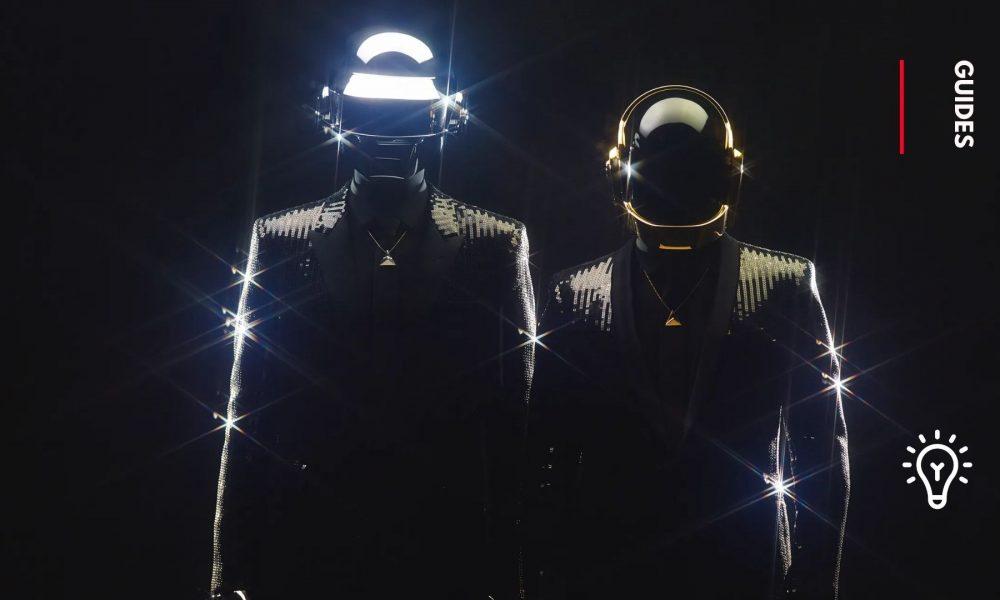 how to make music like Daft Punk