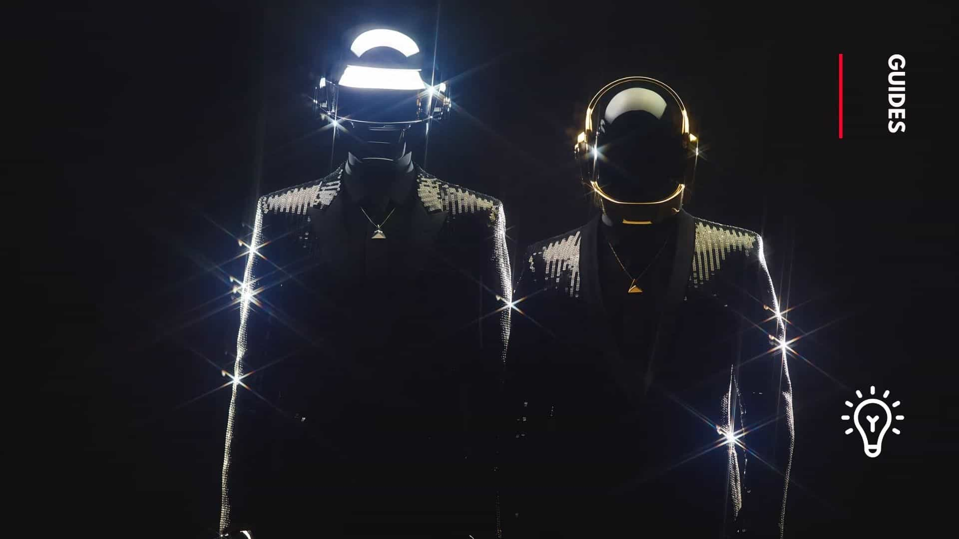 how to make music like Daft Punk